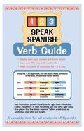 1-2-3 Speak Spanish Verb Guide