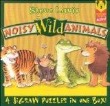 Noisy Wild Animals Puzzle
