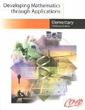 Developing Mathematics Through Applications: Elementary Prelimary Edition