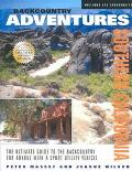 Backcountry Adventures Southern California The Ultimate Guide to the Backcountry for Anyone ...