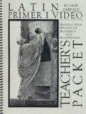 Latin Primer I Teacher's Packet (Mars Hill Latin I)