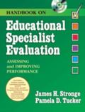 Handbook on Educational Specialist Evaluation Assessing and Improving Performance