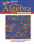 Pre-Algebra Companion (Straight Forward Math Series)