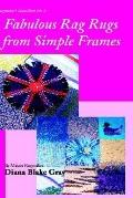 Fabulous Rag Rugs from Simple Frames