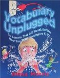 Vocabulary Unplugged