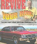 Revive Your Ride Secrets from a Body And Paint Restoration Pro