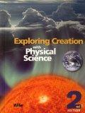 Exploring Creation with Physical Science: Student Text