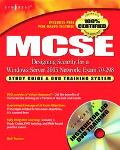 McSe Designing Security for a Windows Server 2003 Network Exam 70-298