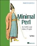 Minimal Perl For UNIX and Linux People
