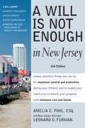 Will Is Not Enough in New Jersey