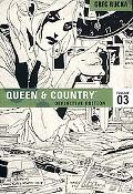 Queen and Country the Definitive Edition Volume 3