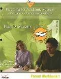 Parenting for Academic Success Workbook 1