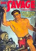 Doc Savage Volume 8, The Sea Magician and the Living-Fire Menace
