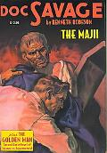 Doc Savage Volume 9,  The Majii and the Golden Man