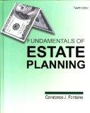 Fundamentals of Estate Planning
