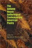 Autumn House Anthology of Contemporary American Poetry