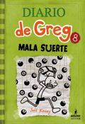 Diario de Greg 8 : MALA SUERTEDiary of a Wimpy Kid: Hard Luck