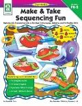Make & Take Sequencing Fun - Key Education - Paperback