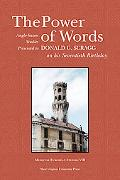 Power of Words Anglo-saxon Studies Presented to Donald G. Scragg on His Seventieth Birthday