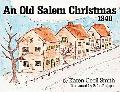An Old Salem Christmas, 1840