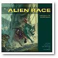 Alien Race Visual Development of an Original Intergalactic Adventure