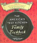 America's Test Kitchen Family Cookbook Revised Edition Featuring More Than 1,200 Kitchen-tes...