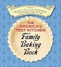 America's Test Kitchen Family Baking Book