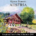 Karen Brown's Austria, Revised Edition: Exceptional Places to Stay & Itineraries 2008