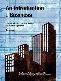 Introduction to Business: Learning Business Concepts through a Simulation Experience