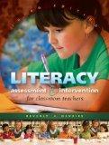 Literacy Assessment & Intervention for Classroom Teachers