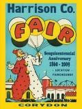 Harrison County, Indiana Fair : Sesquicentennial Anniversary 1860-2009