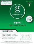 Algebra GRE Preparation Guide, 1st Edition