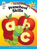 Preschool Skills (Home Workbooks: Gold Star Edition)