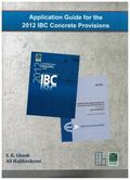 Application Guide for the 2012 IBC Concrete Provisions