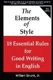 THE ELEMENTS OF STYLE 18 Essential Rules for Good Writing in English