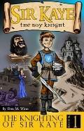 Knighting of Sir Kaye