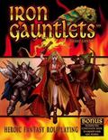 Iron Gauntlets Classic Reprint