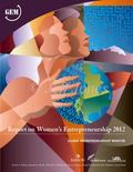 Global Entrepreneurship Monitor Report on Women's Entrepreneurship 2012