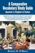 Comparative Study Guide Spanish to English to Italian