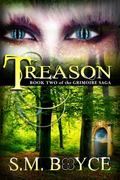 Treason (print) : Book Two of the Grimoire Saga