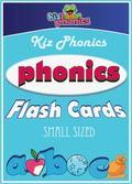 Kiz Phonics Flash Cards : Small Sized Cards