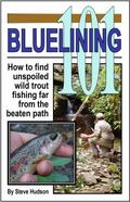 Bluelining 101 : How to Find Unspoiled Wild Trout Fishing Far from the Beaten Path
