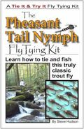 Pheasant Tail Nymph Fly Tying Kit : Learn How to Tie and Fish This Truly Classic Trout Fly