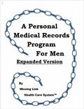 Personal Medical Records Program for Men Expanded Version