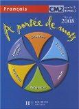 Portee De Mots - Francais Cm2 - Livre De L'eleve, 2008 (French Edition)