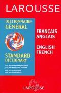 Larousse Standard French-English, English-French Dictionary