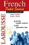 Larousse Pocket Student Dictionary French-English/English-French (French and English Edition)