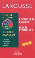 Larousse Concise Dictionary Portuguese, English, English, Portugueseh