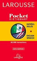 Larousse Pocket Dictionary Spanish-english / English-spanish