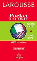 Larousse Pocket Dictionary Italian-English/English-Italian